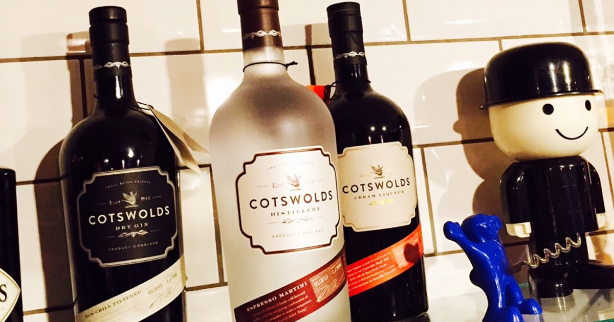 Cotswolds-Gin