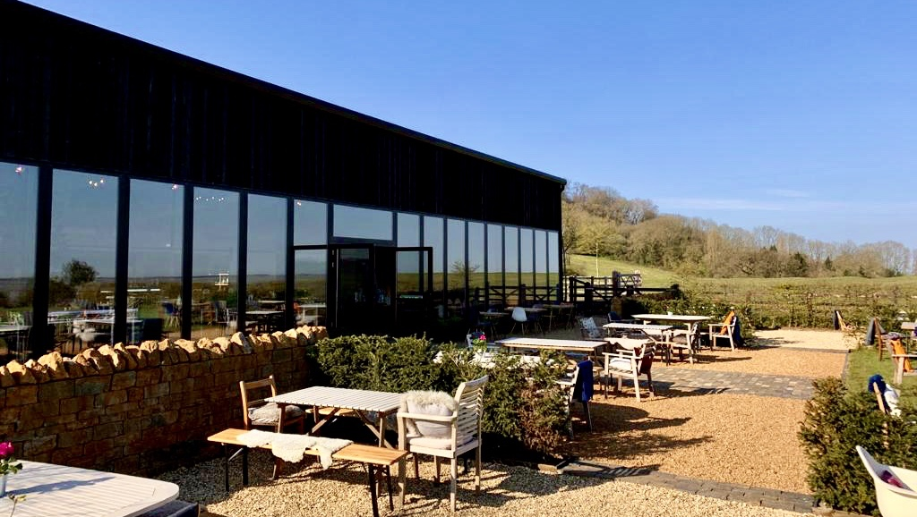 Alfresco Dining with the Kitchen at PHF